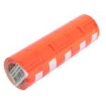 Ценники прямоугольные, тип D, 36х29 мм, 6 м, 166 шт, красный, 1 рул (ЦН.П.D.к)
