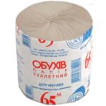 Туалетная бумага Обухов, 65 м, 1 рулон (тп.об65с)
