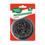Скребок металлический нержавеющий Мелочи Жизни 1 шт. (0153CDNEW)