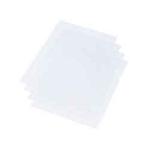 Папка-уголок Panta Plast Enduro, А4, белая, полупрозрачная, 1 шт