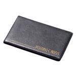 Визитница Panta Plast, 24 визитки, черный (0304-0002-01)