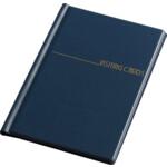 Визитница Panta Plast, 60 визиток, темно-синий (0304-0004-02)