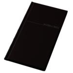 Визитница Panta Plast, 96 визиток, черный (0304-0006-01)