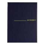 Папка До підпису Panta Plast, А4, винил, темно-синий (0309-0019-02)
