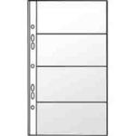 Файл для 8 визиток Panta Plast, 127х242 мм, PVC (0311-0002-00), 10 шт