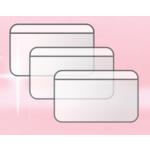 Обложка для кредиток Panta Plast, PVC (0312-0011-00), 50 шт