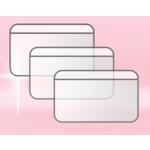 Обложка для кредиток Panta Plast, двойная, PVC (0312-0012-00), 10 шт