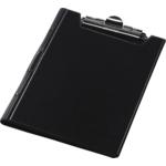 Клипборд Panta Plast, А4, винил, черный (0314-0002-01)