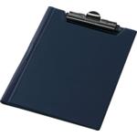Клипборд Panta Plast, А4, PVC, темно-синий (0314-0003-02)
