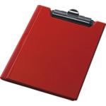 Клипборд Panta Plast, А4, PVC, красный (0314-0003-05)
