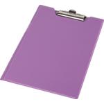 Клипборд-папка Panta Plast, А5, PVC, фиолетовый
