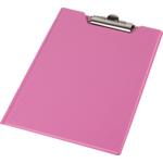 Клипборд Panta Plast, А5, PVC, розовый (0314-0005-30)