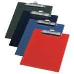 Клипборд Panta Plast, А4, PVC, красный (0315-0002-05)