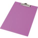 Клипборд Panta Plast, А4, PVC, фиолетовый (0315-0002-29)