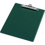 Клипборд Panta Plast, А5, PVC, зеленый ( 0315-0004-04)