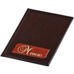 Папка Меню Panta Plast, А4, 6 файлов, винил, двухцветная, тип 2 (0317-0049-95)