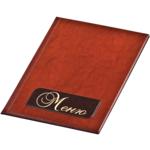 Папка Меню Panta Plast, А4, 6 файлов, винил, двухцветная, тип 3 (0317-0049-96)