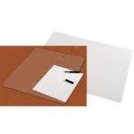 Подкладка для письма прозрачная Panta Plast, PVC, 529х417 мм (0318-0010-00)