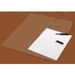 Подкладка для письма прозрачная Panta Plast, PVC, 648х509 мм (0318-0011-00)