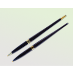 Ручка шариковая Bestar для настольных наборов, черный (0370001BE)