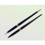 Ручка шариковая Bestar для настольных наборов, черный (0370003BE)