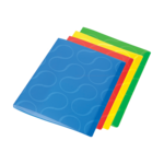 Папка с 20 файлами Panta Plast Omega А4, ассорти (0410-0032-99)