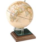 Глобус настольный Bestar, орех-мрамор (0927WPN)