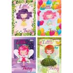 Блокнот на пружине сверху Zibi Kids Line, А6, 40л., Little Fairy, картонная обложка (ZB.12130)