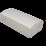 Бумажные полотенца Z-образные BuroClean, 160 шт, серый (10100101)