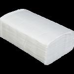 Бумажные полотенца 2-х слойные Z-образные BuroClean, 160 шт, белый (10100103)