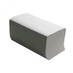 Полотенца макулатурные Buroclean V-образные серые 200 шт (10100106)