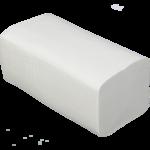 Салфетки косметические BuroClean, целлюлоза, белые, 300 шт (10100300)