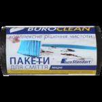 Пакеты для мусора BuroClean Eurostandart, черные, 35 л, 30 шт (10200012)