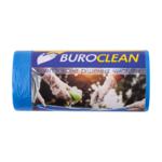 Пакеты для мусора BuroClean EuroStandart на 35 л 50 шт. 500х600 мм 8 мкм Синие (10200017)