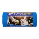 Пакеты для мусора BuroClean EuroStandart на 60 л 20 шт. 600х800 мм 21 мкм Синие (10200033)