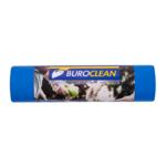 Пакеты для мусора BuroClean 240л/5 шт крепкие синие (10200061)