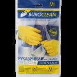 Перчатки хозяйственные BuroClean, размер M (10200301)