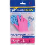 Перчатки хозяйственные суперпрочные BuroClean, размер L (10200305)