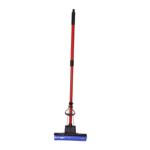 Швабра для уборки с отжимом BuroClean, 112 см (10300102)