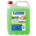 Крем-мыло жидкое антибактериальное BuroClean EuroStandart Алоэ Вера 5 л (10600102)