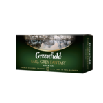 Чай черный Greenfield Earl Grey Fantasy 2гх25шт., в пакетиках (106111