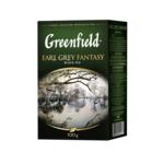 Чай черный Greenfield Earl Grey Fantasy 100г, листовой (106276)