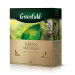 Чай зеленый Green Melissa 1,5гр.х100шт,