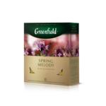 Чай черный Greenfield Spring Melody пакетированный 100x1,5 г (gf.106332)