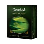 Чай зелёный Greenfield Flying Dragon 2гх100шт, в пакетиках (106402)