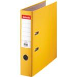 Папка-регистратор Esselte ECO А4 75мм желтый (10782)