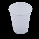 Стаканы одноразовые пластиковые BuroClean, белые, 200 мл, 100 шт (1080012)