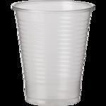 Стакан одноразовый BuroClean, 200 мл проз., термост, 1.8г, 100шт/уп (1080013)