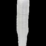 Стакан одноразовый BuroClean 500мл проз. термост. 4,5г, 50шт/уп (1080017)