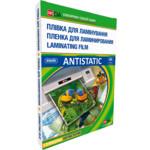 Пленка для ламинирования глянцевая D&A Antistatic 65х95 мм, 80 мкн, 100 шт (11201010207YA)
